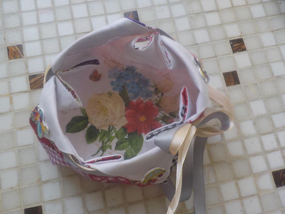 мешочек bourse, упаковка из ткани