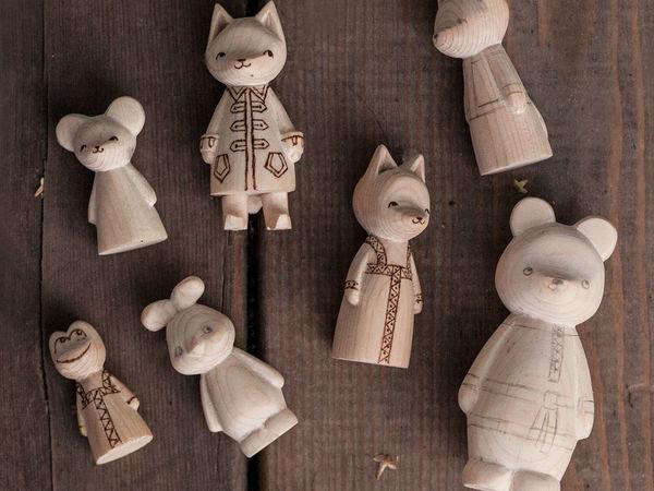 Ларец с казок | Ярмарка Мастеров - ручная работа, handmade