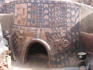 Живут же люди! Глиняные дома африканских племен. Ярмарка Мастеров - ручная работа, handmade.