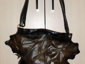Две кожаные сумочки по акции!!. Ярмарка Мастеров - ручная работа, handmade.