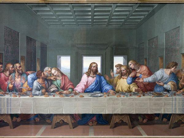 Легенда фрески да Винчи | Ярмарка Мастеров - ручная работа, handmade