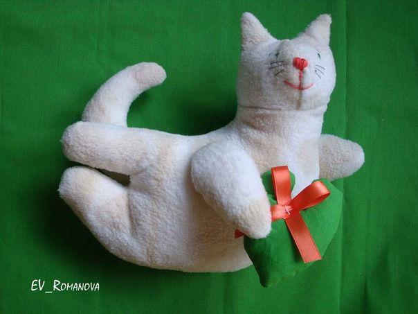 летящий котик тильда