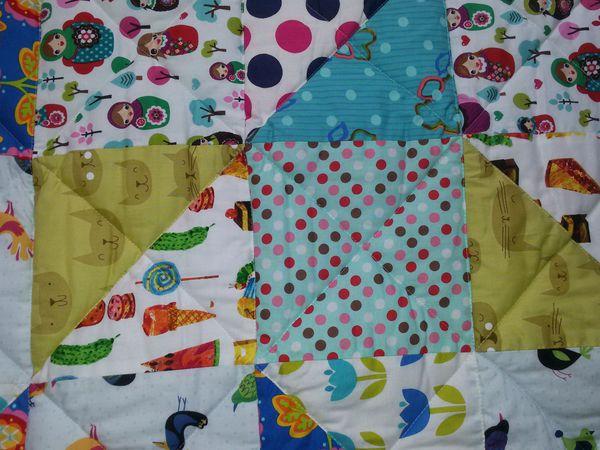 Внимание !!! Скидка 20% на все готовые детские одеяла | Ярмарка Мастеров - ручная работа, handmade