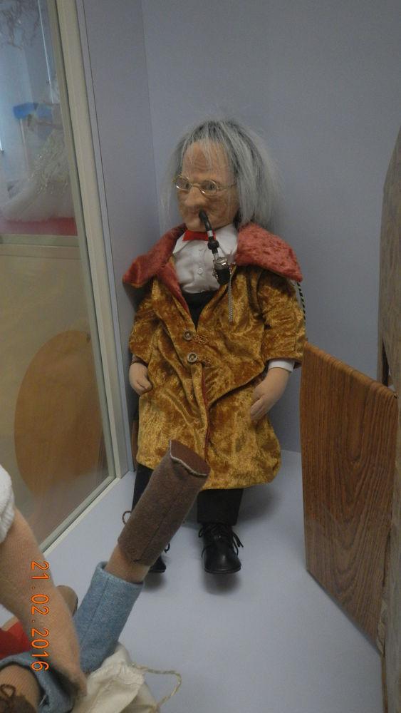 пойти в музей кукол