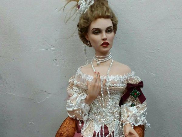 Время Кукол   Ярмарка Мастеров - ручная работа, handmade