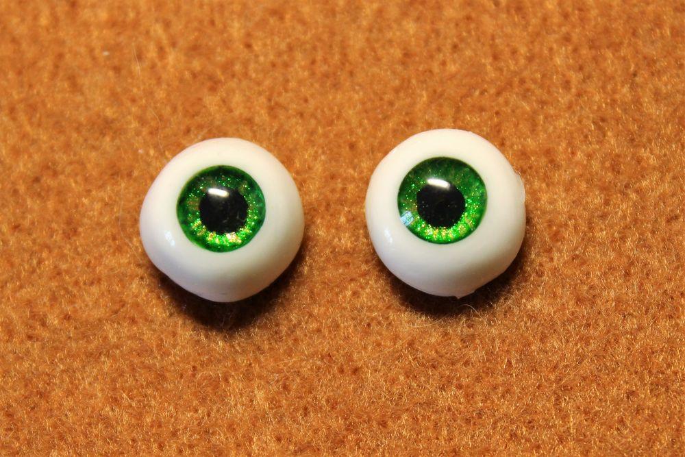 глазки для кукол, глаза 12 мм