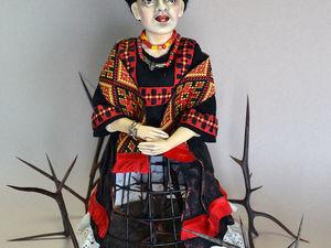 Viva, Frida!. Ярмарка Мастеров - ручная работа, handmade.