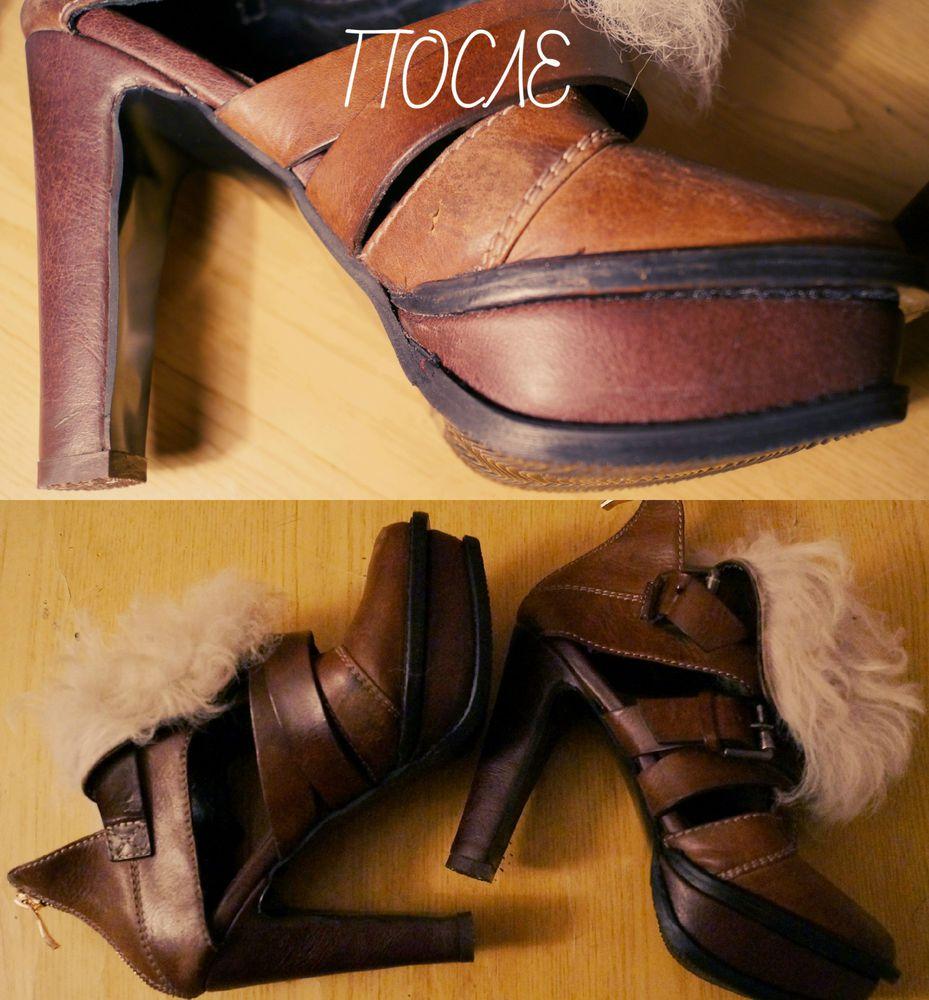 пошив обуви, женская обувь, туфли, ботфорты, реставрация обуви, подошва, замена каблука, обшивка каблука