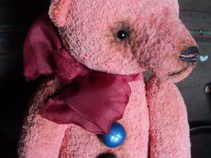 Сегодня и завтра пройдет Тедди-аукцион! | Ярмарка Мастеров - ручная работа, handmade