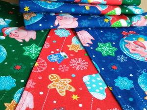 Кто ещё не успел купить новогодних поросят? А у меня интересные предложения!. Ярмарка Мастеров - ручная работа, handmade.