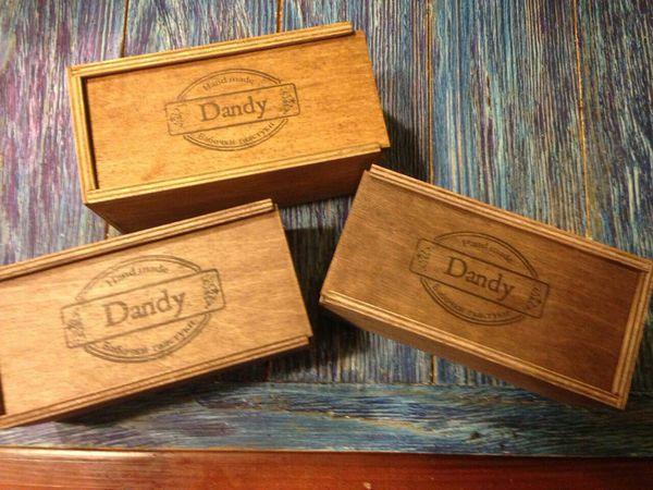 Подарочные коробочки | Ярмарка Мастеров - ручная работа, handmade