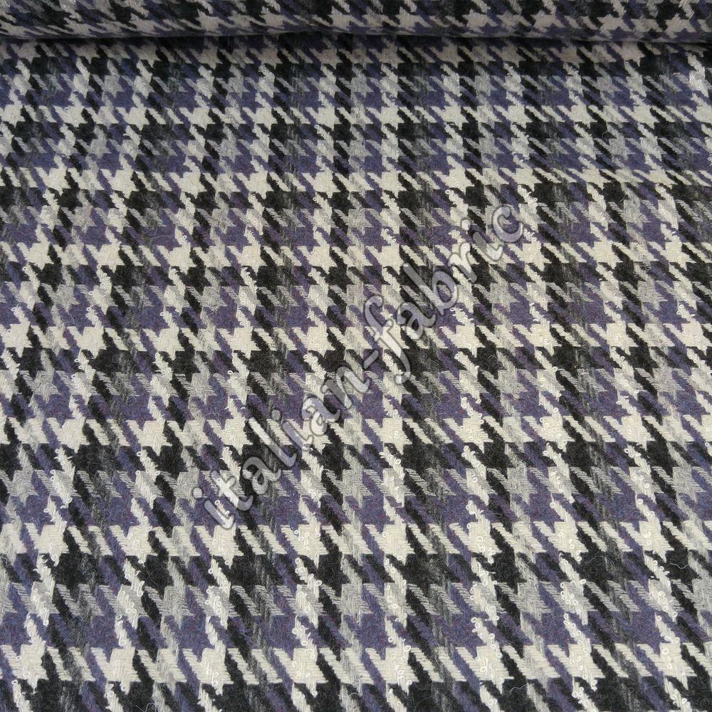 ткани италии, костюмная ткань