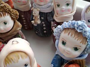 Готовые кукляшки!. Ярмарка Мастеров - ручная работа, handmade.