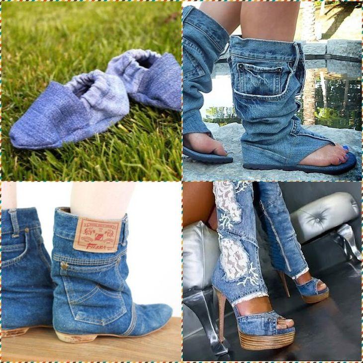 Переделываем джинсы своими руками