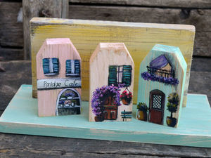 Лурмарен, деревня на юге Франции.. Ярмарка Мастеров - ручная работа, handmade.