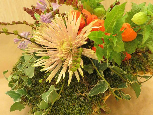 Продолжение. Часть 2. Мои букеты из живых цветов. | Ярмарка Мастеров - ручная работа, handmade