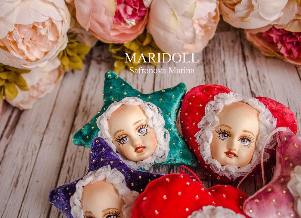 новогодний подарок, сафронова марина куклы