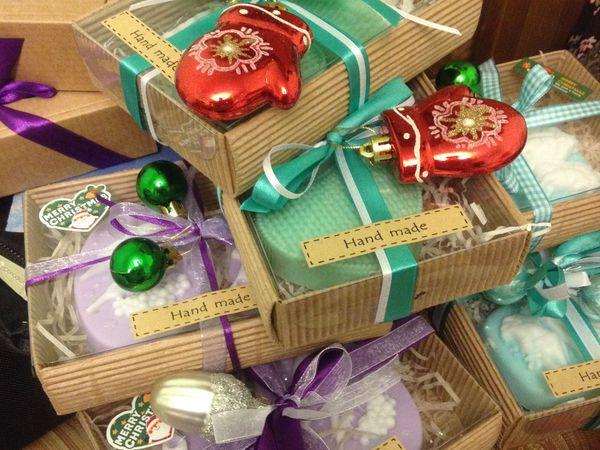 Новогодние заказы на сувенирное мыло! | Ярмарка Мастеров - ручная работа, handmade