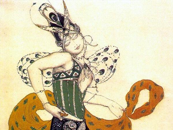 Новая эпоха театрального костюма. Л.Н. Бакст | Ярмарка Мастеров - ручная работа, handmade