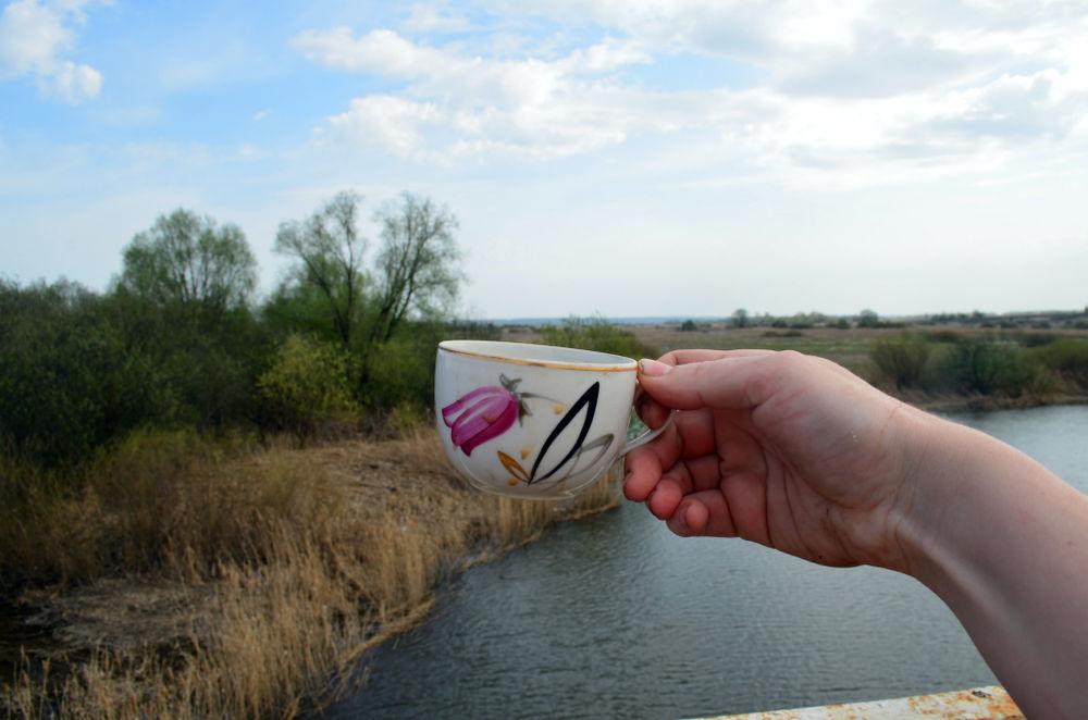 Мост между дерявнями ,как встреча с прошлым., фото № 9