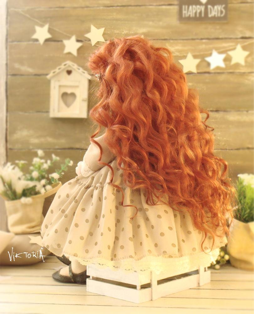 текстильная кукла, сказка
