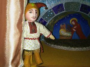 Кукольный театр Рождественский вертеп — незабываемый праздник для Ваших детей. Ярмарка Мастеров - ручная работа, handmade.