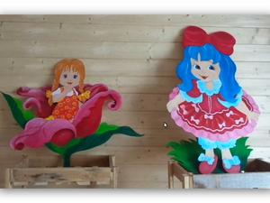 Поделки для детского сада своими руками | Ярмарка Мастеров - ручная работа, handmade
