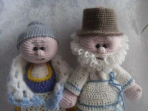 Почему я вяжу кукол, или Залог счастливой семейной жизни. Ярмарка Мастеров - ручная работа, handmade.