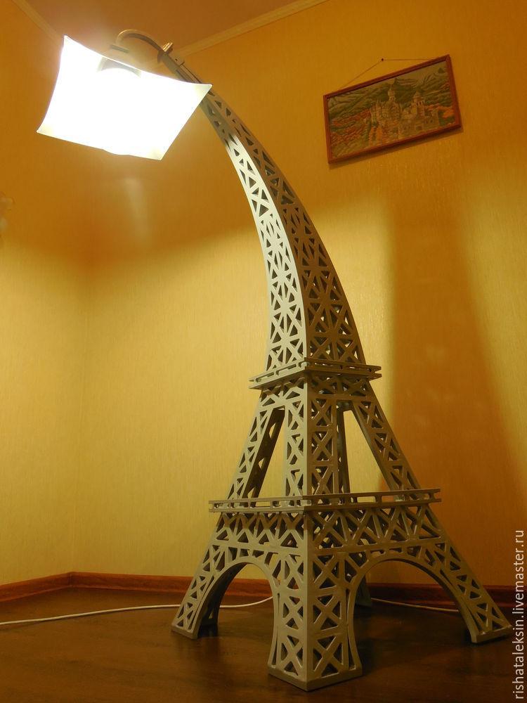 Эйфелева башня сделана своими руками 549