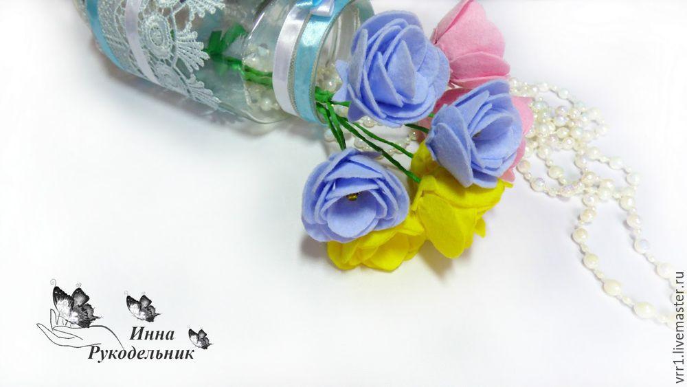 розы, diy