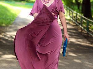 Платье + колье за пол цены. Ярмарка Мастеров - ручная работа, handmade.