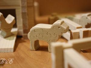 Пополнение деревянных игрушек   Ярмарка Мастеров - ручная работа, handmade