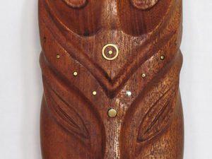 Вырезаем двуликую маску «Евразия». Ярмарка Мастеров - ручная работа, handmade.