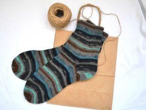 Новая коллекция мужских носков: knitsockswool_геймер. Ярмарка Мастеров - ручная работа, handmade.