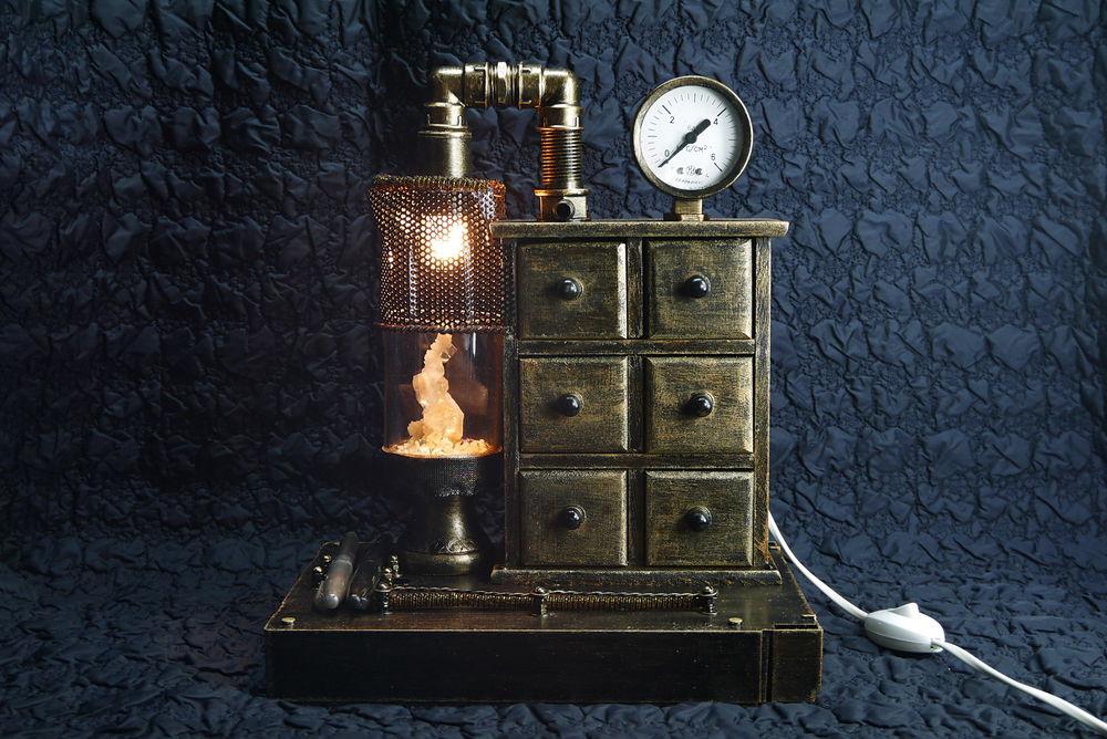 НЕбисерная лавка чудес: светильник