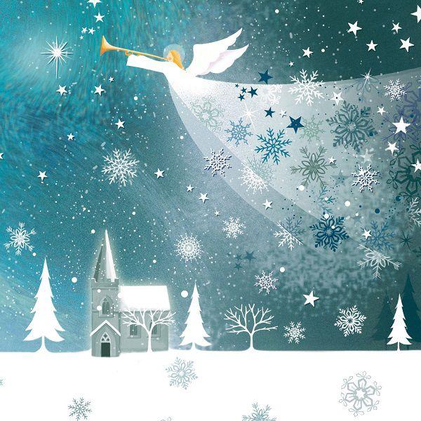 стихи, рождественский ангел