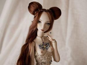 Курсы шарнирной куклы в Санкт-Петербурге | Ярмарка Мастеров - ручная работа, handmade