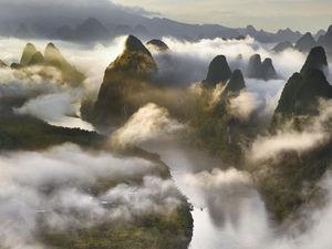 Невероятные красоты Китая на фотографиях Тьери Борнье. Ярмарка Мастеров - ручная работа, handmade.