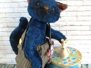 Котяка-Зазнавака | Ярмарка Мастеров - ручная работа, handmade