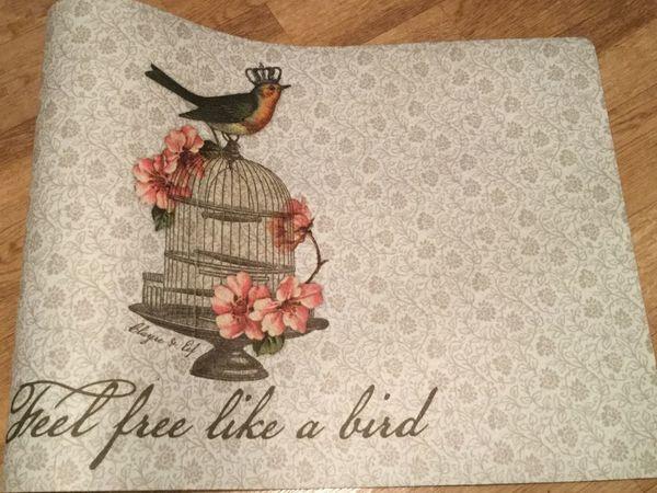 Придверный коврик для подписчиков   Ярмарка Мастеров - ручная работа, handmade