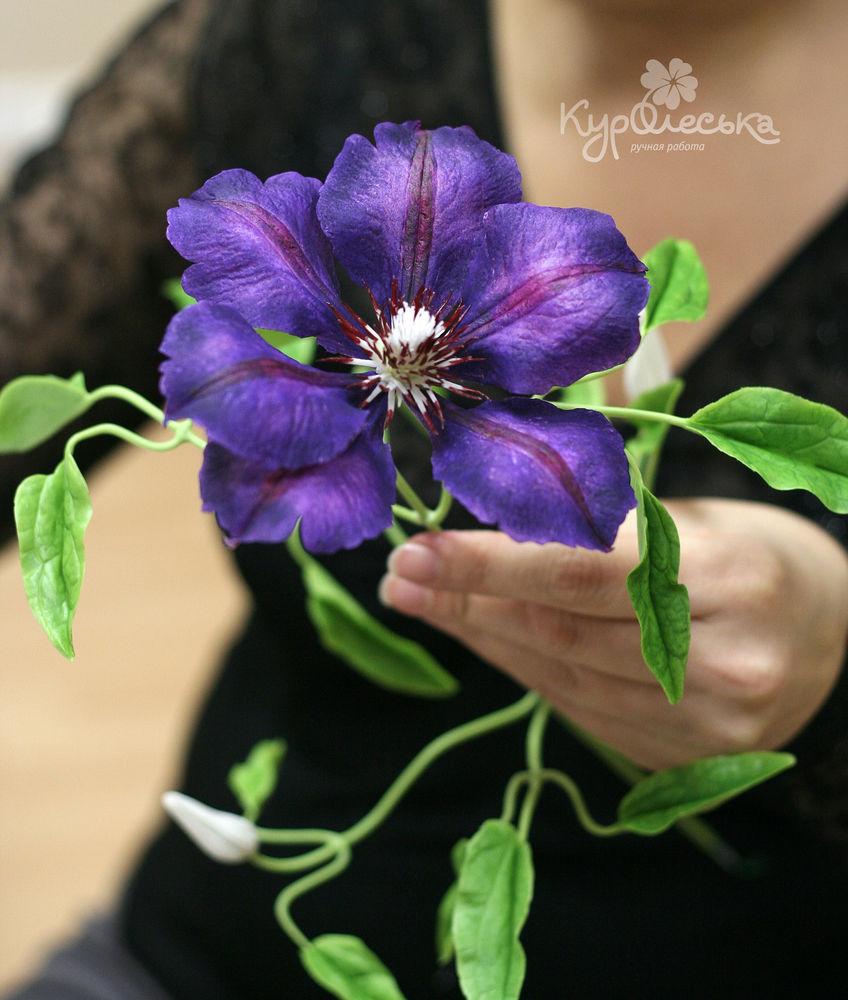 цветы из