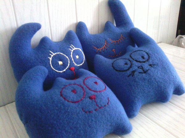 Радужные кошки в Чёрную пятницу | Ярмарка Мастеров - ручная работа, handmade