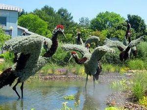 Скульптуры из цветов. | Ярмарка Мастеров - ручная работа, handmade