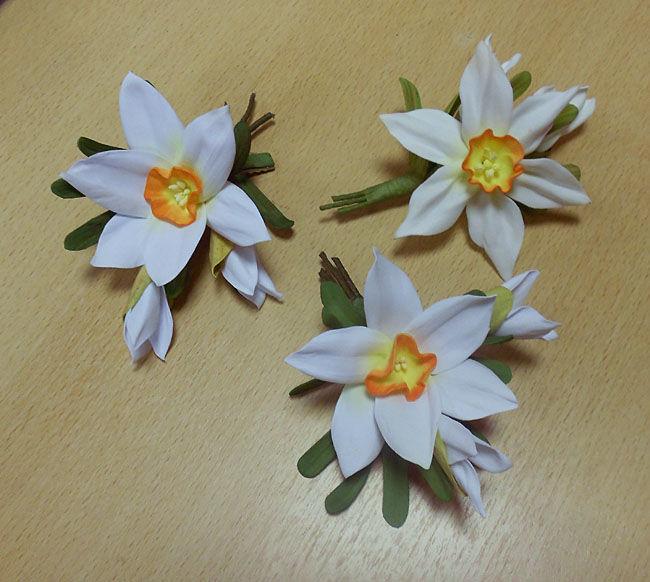 цветы из фоамирана, тюльпан