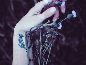 Ведьмины секреты: очистительная сила трав. Ярмарка Мастеров - ручная работа, handmade.