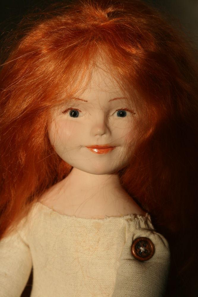 кукла, авторская ручная работа, единственный экземпляр