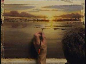 Реалистичные акварели художника Joe Francis Dowden. Ярмарка Мастеров - ручная работа, handmade.