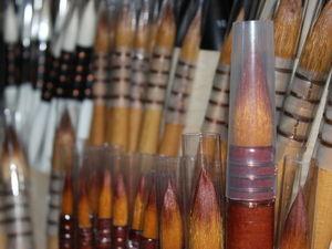 Инструменты Мастера, или чем рисовать. Ярмарка Мастеров - ручная работа, handmade.