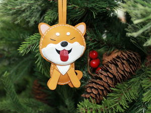Собака символ 2018 года!!!. Ярмарка Мастеров - ручная работа, handmade.