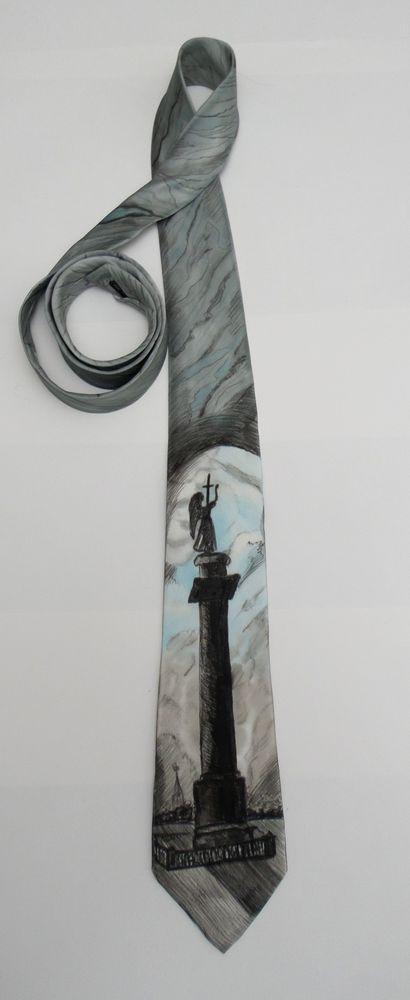 мастер-класс по батику, роспись галстука, мужской галстук, подарок мужчине